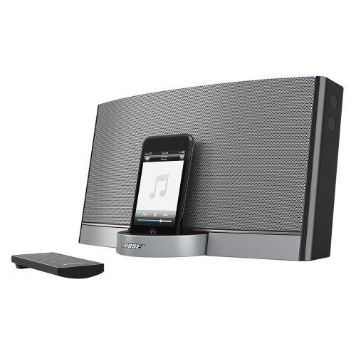 Refurbished Bose SoundDock Portable 30-Pin iPod/iPhone Speaker Dock - Black