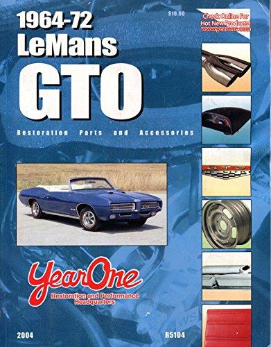 Gto Restoration Parts - 5
