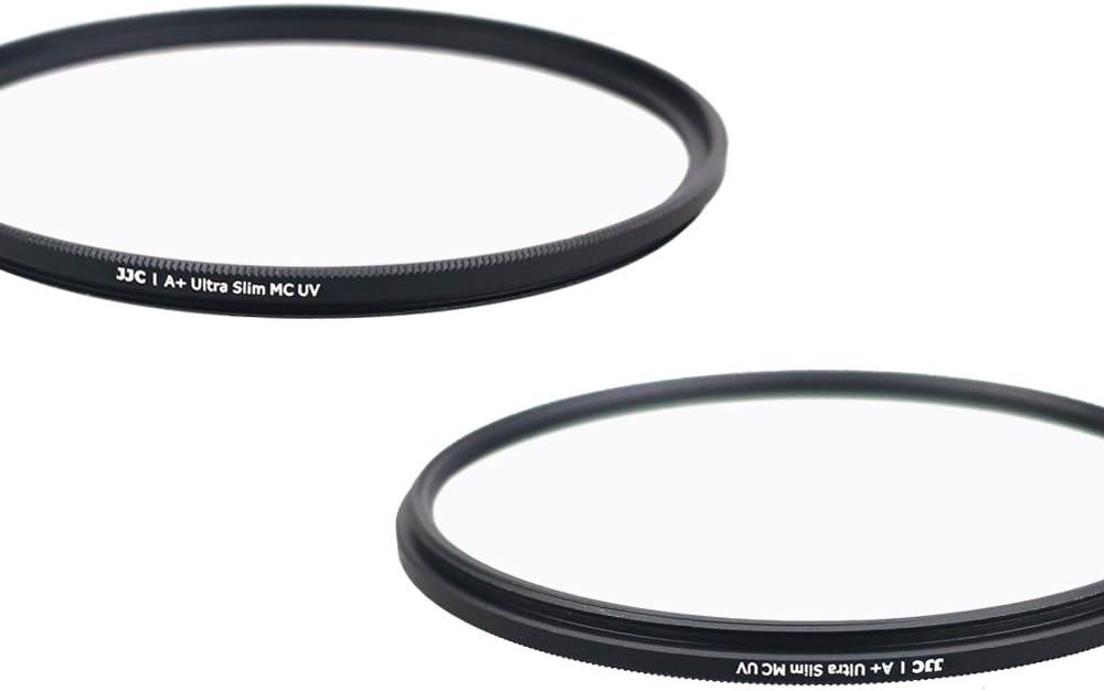 Ultra Slim UV Filter Lens Protecting Filters for DSLR Cameras 62mm//2.44in Pbzydu Univesal UV Filter