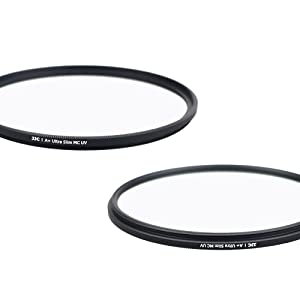JJC Multi-Coated 37mm UV Filter for Olympus 14-42mm 1:3.5-5.6 EZ Kit Lens on Olympus OM-D E-M10 Mark III II PEN E-PL9 E-PL8 E-PL7 E-PL6 E-PL3 E-PL2 E-P3 and Other Lenses with 37mm Filter Thread (Color: Black, Tamaño: 37mm)