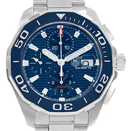 Tag Heuer Aquaracer Automatic-self-Wind Male Watch CAY211B.BA0927 (Certified Pre-Owned)