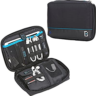 BGTREND Electronic Cord Organizer Travel Cable Bag by BGTREND