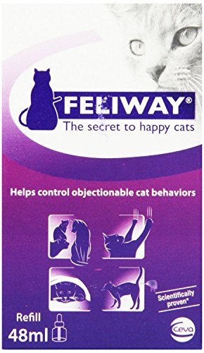 Ceva Feliway Plug-In Diffuser Refill for Cats 51Fo6y3D4CL