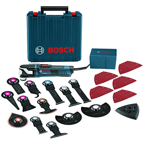 Bosch GOP55-36C2 StarlockMax Oscillating Multi-Tool Kit
