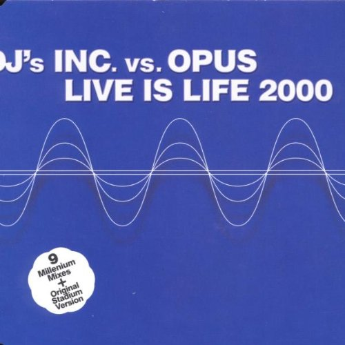 Live Is Life 2000 by Sbme Import