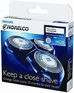 Philips cabezales de afeitado HQ8/40 - Accesorio para máquina de ...