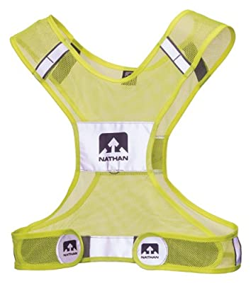 Nathan Streak Reflective Vest from Nathan