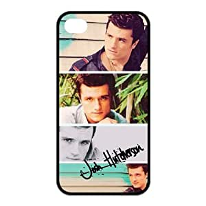 Josh Hutcherson iPhone 5s Cases TPU Rubber Hard Soft Compound Protective Cover Case for iPhone 5 5s