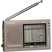 Tecsun R9710 Portable Pocket-size 10-Band Analog Dual Conversion Worldband AM/FM Shortwave Radio