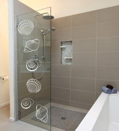 Shower Door Film Cover