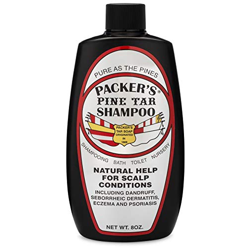 Packer's Pine Tar Shampoo