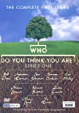 Who Do You Think You Are? - Series 1 Complete [DVD] [2004]