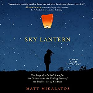 Sky Lantern Audiobook