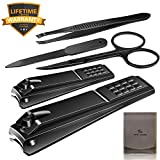 Nail Clippers Set Stainless Steel Nail Cutter