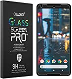 [2-Pack] Google Pixel 2 XL Screen Protector,BIUZKO Case Friendly Scratch Resistant Bubble Free Tempered Glass Screen Protector with Lifetime Replacement Warranty
