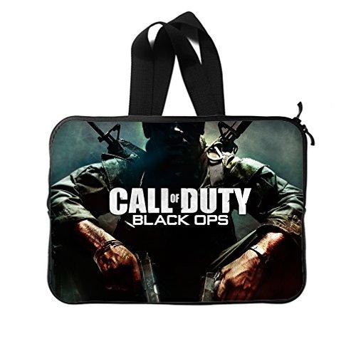 JIUDUIDODO Shooting Games Call of Duty Neoprene Laptop Sleeve 15