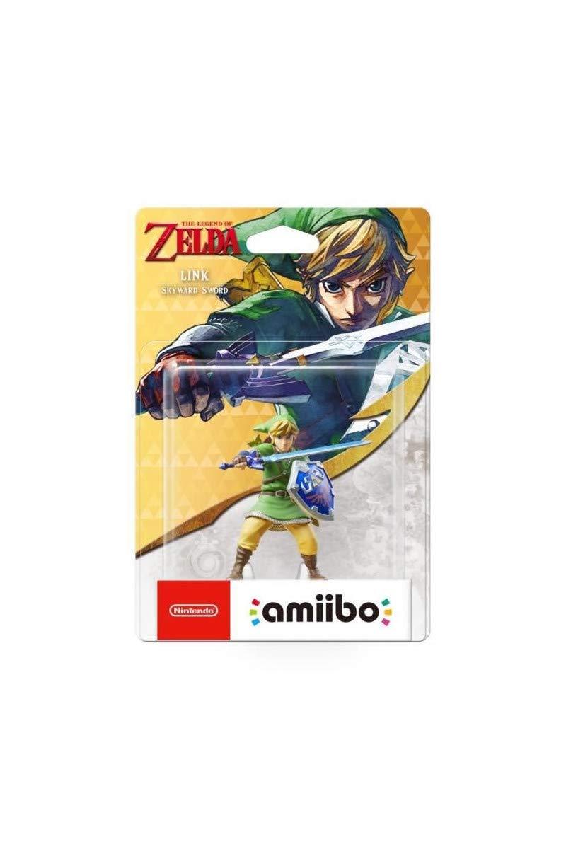 Nintendo - Figura Amiibo Link Skyward Sword Serie Zelda: not ...