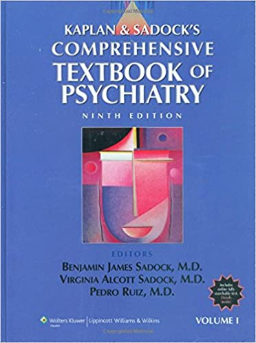 kaplan and sadock's synopsis of psychiatry 10th edition pdf free download
