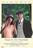 Magic in the Moonlight Movie Poster 11 x 17 Canadian Style A (2014) Unframed
