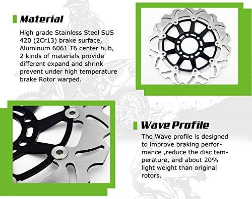 EBC XC Series Front Brake Disc For Suzuki 2001 GSX1400 K1