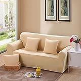 Argstar Love Seat Cover Stretch Light Peach Home Decor Furniture Protector
