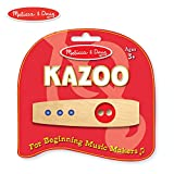 Melissa & Doug 1300 Making Music Beginner Wooden Kazoo