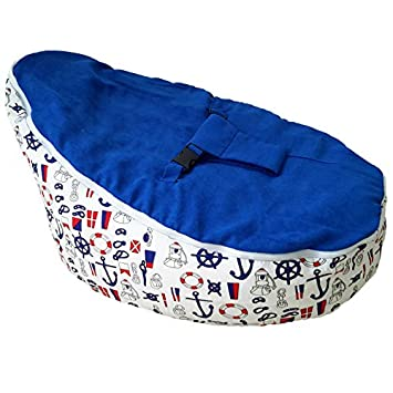 Admirable Baby Bean Bag Chair Cozy Adaptable Newborn Seat Lounger Lightweight And Portable Anti Flat Bralicious Painted Fabric Chair Ideas Braliciousco