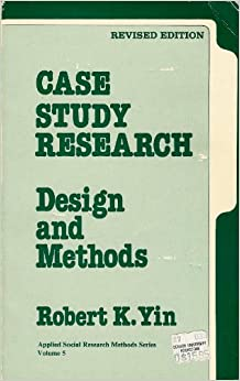 PhD thesis   Theoretical background to Case study research