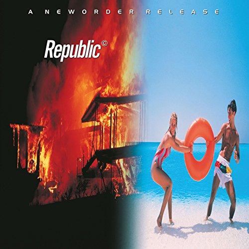 Republic (2015 Remaster) (180 Gram Vinyl) (New Order The Best Of New Order)