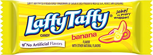 Laffy Taffy Assorted Mini Bars, 1600 pieces, 34-Pound Bulk Box by Laffy Taffy (Image #1)
