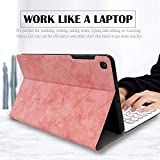 Wineecy Galaxy Tab Keyboard Case[Backlit], 7 Color