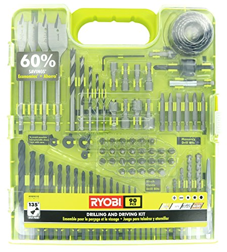 Thing need consider when find drill set combo kits ryobi?