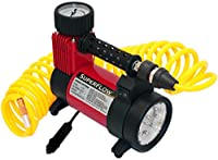 Q Industries HV40A2 SuperFlow Portable Air Compressor with LED Light