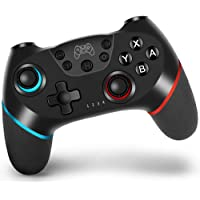 Wireless Controller for Switch, Pro Controller Gamepad Remote Joystick for Nintendo Switch Console, Game Controller with…
