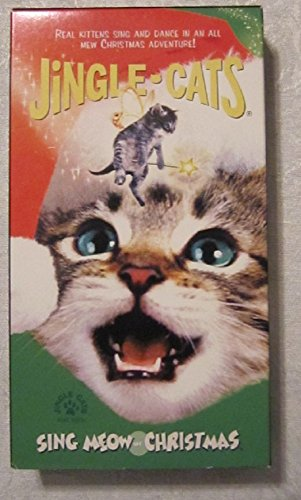 Jingle Cats Sing eow Christmas product image