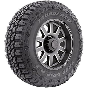 Amazon Com Lt 265 70r17 Thunderer Trac Grip Mud Tire 2657017 265 70
