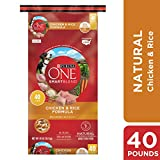Purina ONE Natural Dry Dog Food, SmartBlend Chicke...
