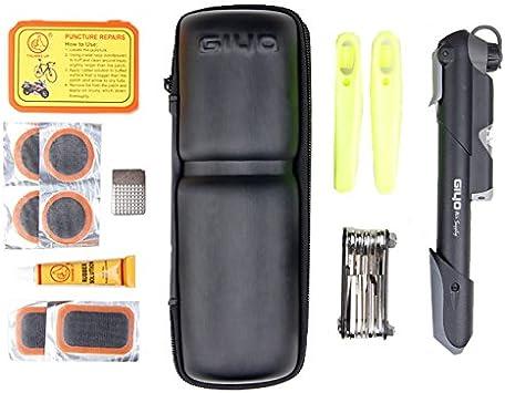 MXBIN PT-09 Cycling Tool Cápsula Caja Botella Bolsa Herramientas de reparación Kit Bolsa Bolsa Carretera Cajas de Almacenamiento Herramienta de reparación de Piezas ...