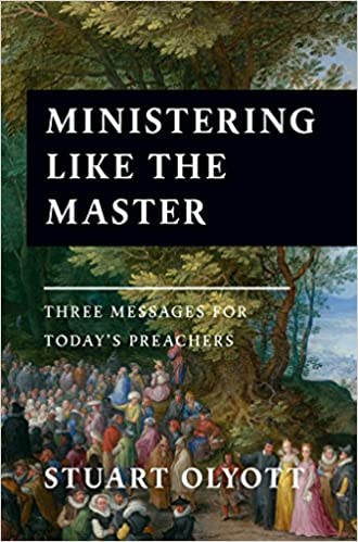 Buy Ministering Like the Master: Three Messages for Today's