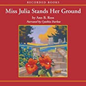 Miss Julia Stands Her Ground | Ann Ross
