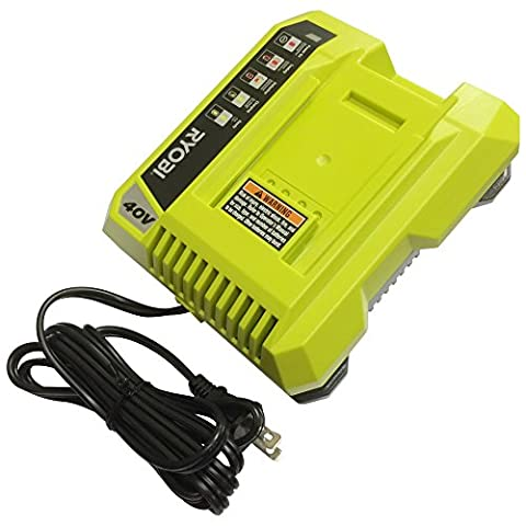 Ryobi OP401 40 Volt Lithium-Ion Battery Charger 140199003 (Ryobi P108 Charger)