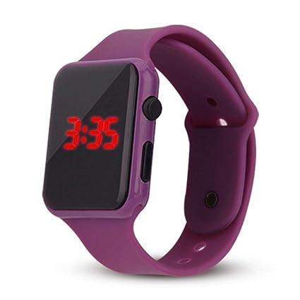 Amazon.com: Hiriyt Reloj inteligente deportivo resistente al ...