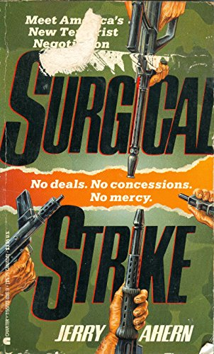 book cover of Surgical Strike