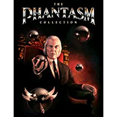 Don Coscarelli's THE PHANTASM COLLECTION Arrives on Blu-ray March 28 in a Terrifying Six-Disc Box Set