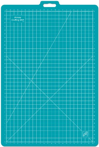 Gridded Rotary Mat (Gridded Rotary Mat With Handle-26