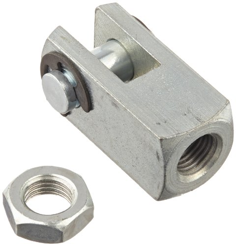 (Parker L071300400  Piston Rod Clevis, for Nose or Universal Mount, for use with 1-1/4