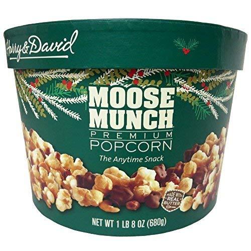 Harry & David Moose Munch Gourmet Popcorn 24 Oz Drum by Harry & David (Image #1)