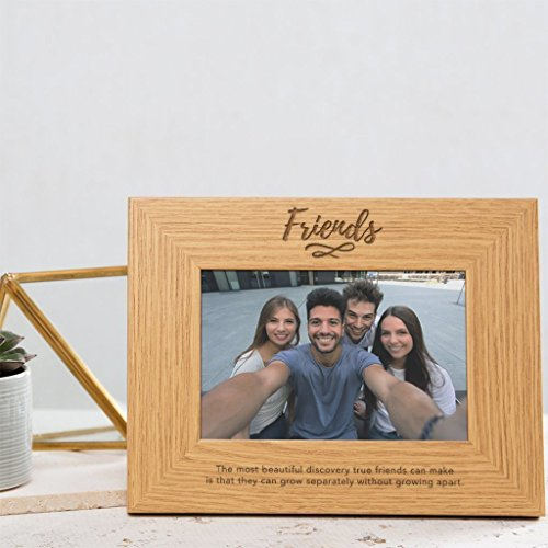 Amazon.com: Personalized Best Friend Picture Frame / Photo Frame ...
