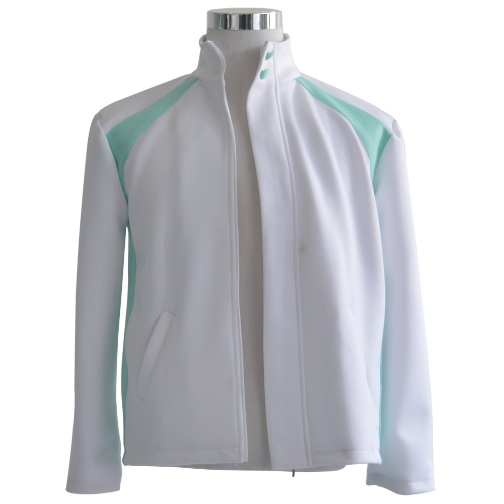 Holran Haikyuu!! Oikawa Tooru Cosplay Costume Jacket (X-Large)
