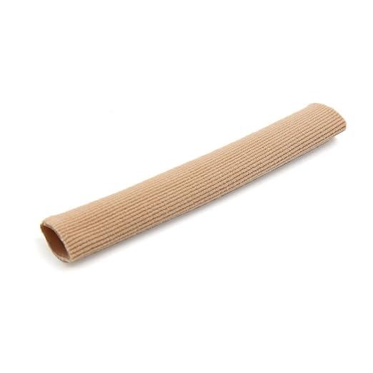 Amazon.com: eDealMax 12cm Longitud Callos, ampollas juanete del dedo del Pie del Gel tubo alineado del casquillo Protector del vendaje: Health & Personal ...